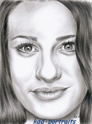 Lea Michele par ka.d.